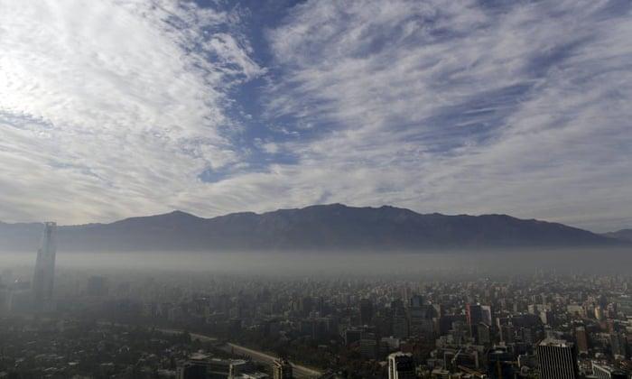 Santiago smog