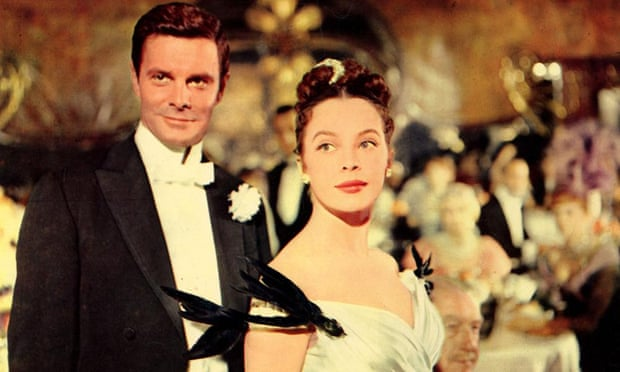 Louis Jourdan and Leslie Caron in Gigi, 1958.