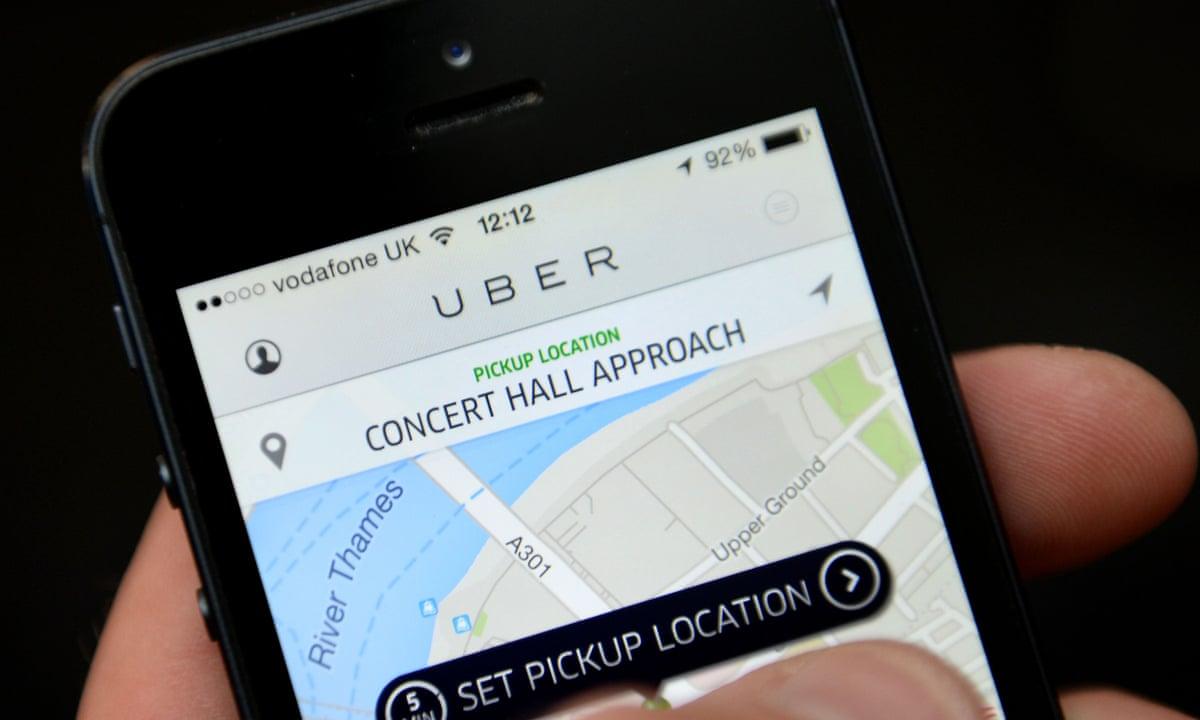 Uber lance UberHop... avec des mini-bus