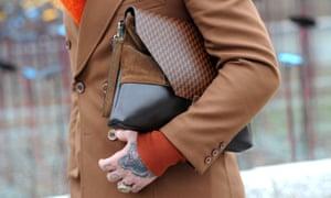 Hand tattoos: still taboo?