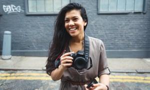 Jade Sarkhel, freelance food photographer and stylist