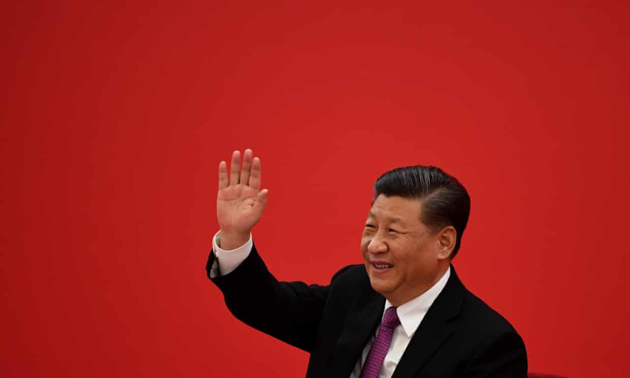 Chinese president Xi Jinping has ordered that all foreign hardware be removed from government offices and agencies. Photograph: Pool/Getty Images