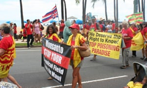 Pesticides in paradise: Hawaii's spike in birth defects puts focus on GM crops  3456