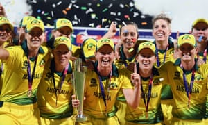 澳大利亚女子板球队