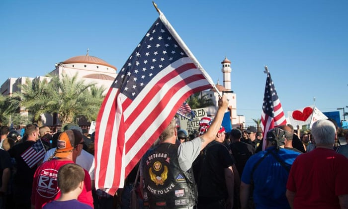 Phoenix anti bigotry backlash