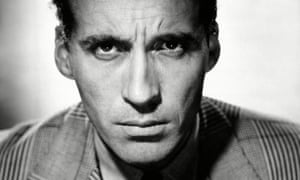 Christopher Lee, pictured in 1959
