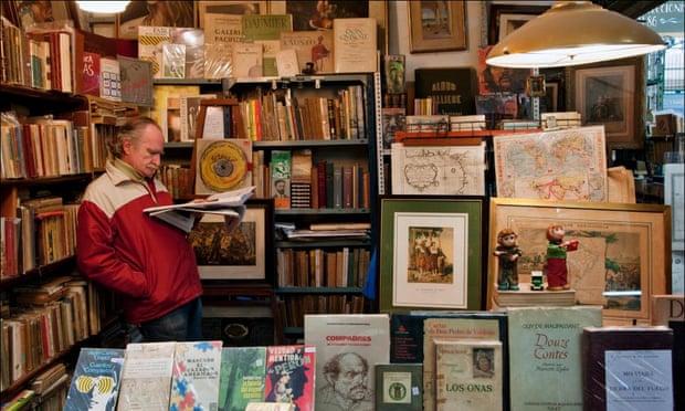 bookshops books Argentina