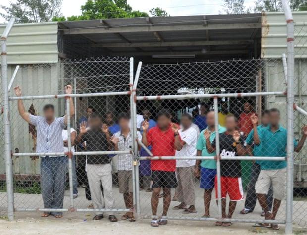 Manus asylum seekers