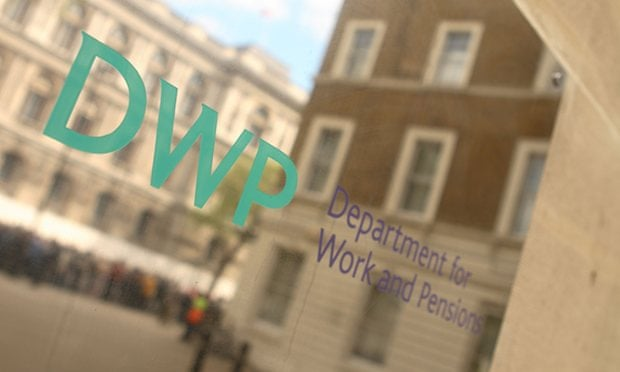 Only 25% of workers surveyed now have a good chance of meeting the level of retirement income regarded as appropriate by the Department for Work and Pensions (DWP). Photograph: Alamy