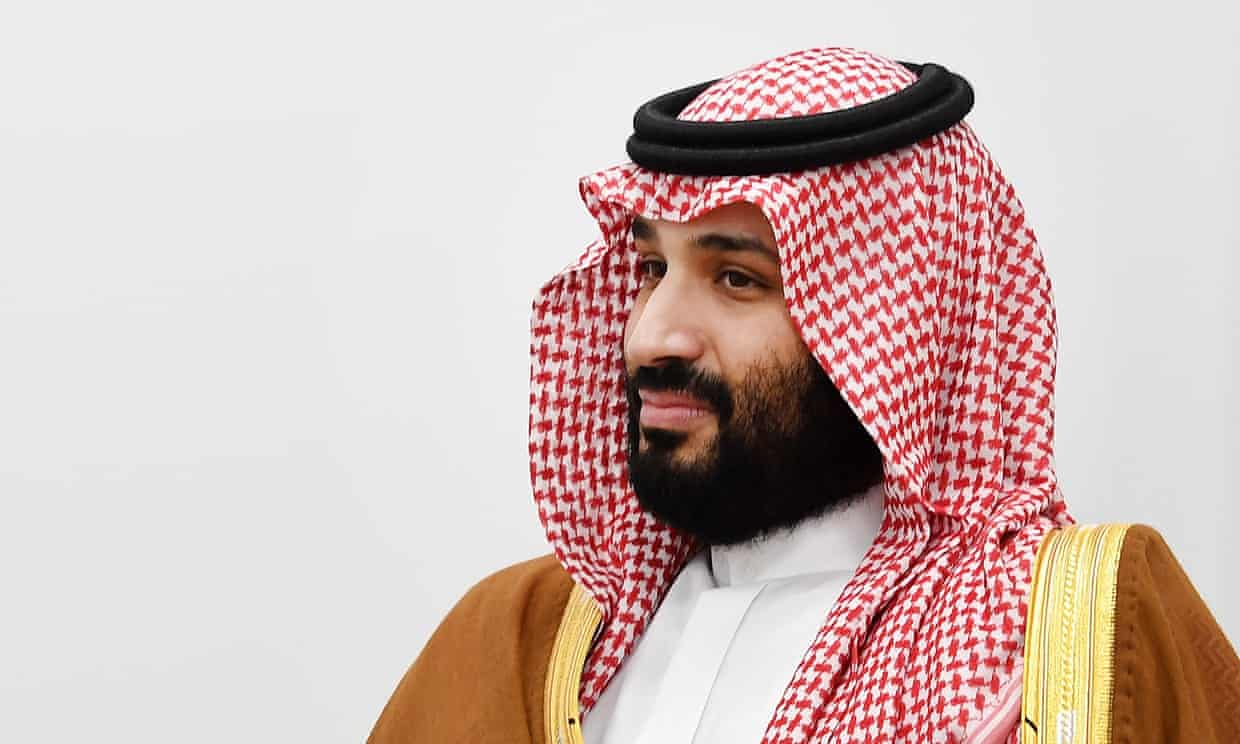 The press freedom group hopes a full investigation will be opened into Crown Prince Mohammed bin Salman and his officials. Photograph: Andy Rain/EPA