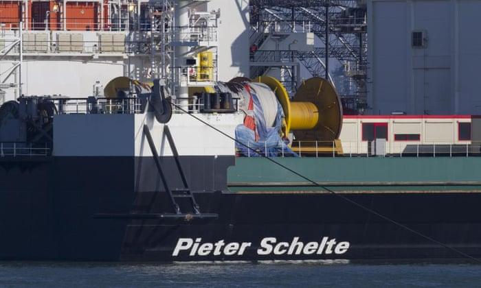pieter schelte ship