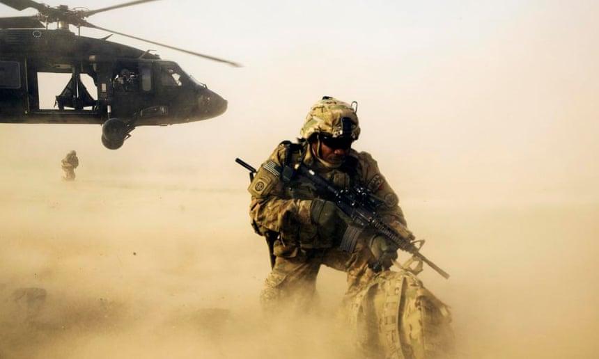 afghanistan soldier cloud