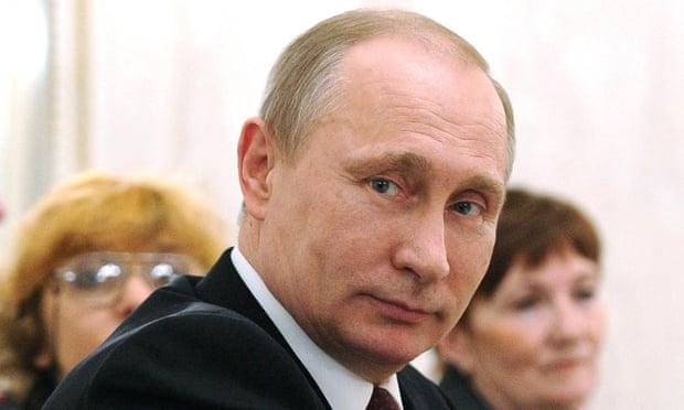 Владимир Путин описывает тайную встречу, когда Россия решила захватить Крым