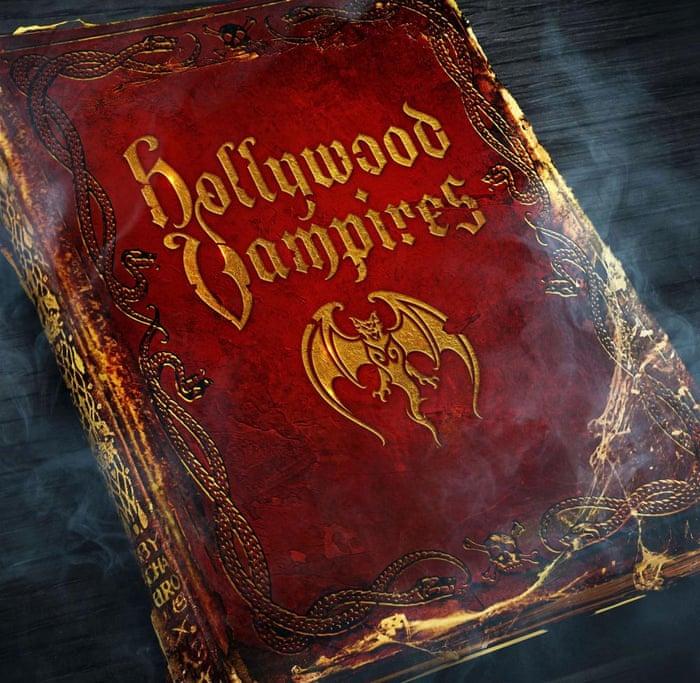 HOLLYWOOD VAMPIRES DAN A CONOCER PORTADA Y TRACK LIST DEL LP EN HOMENAJE A SUS AMIGOS CAÍDOS