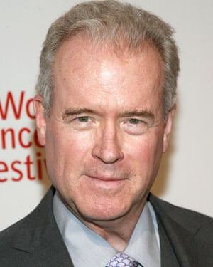 US hedge fund manager Robert Mercer, a long-time friend of Nigel Farage, is now known to be one of the owners of the Breitbart News Network. Photograph: USA/Rex