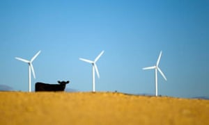 One thousand wind turbines need to be built in five years if the new target of 33,000 GwH is to be met.