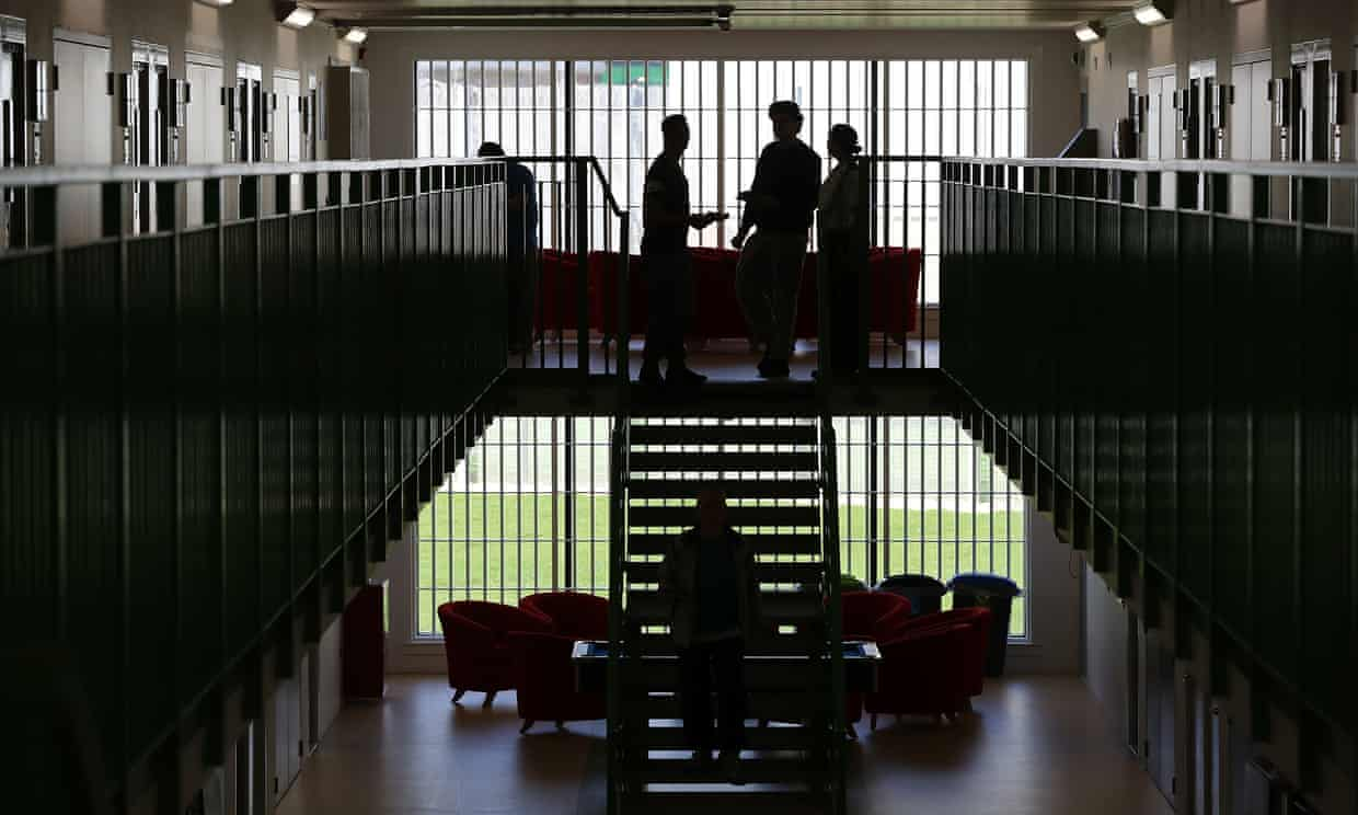 Study suggests a 10% increase in green space inside a prison could reduce prisoner-on-prisoner assaults by 6.6%. Photograph: Dan Kitwood/Getty Images