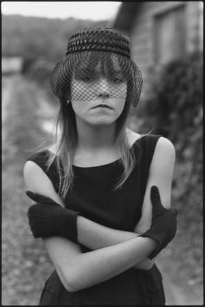 Mary Ellen Mark's legendary photographs - in pictures...