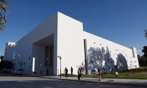 Exterior of the Bardo national museum in Tunis.