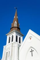 Emanuel African Methodist Episcopal Church, Charleston.