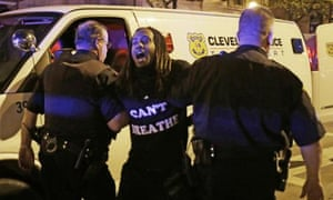 cleveland protests