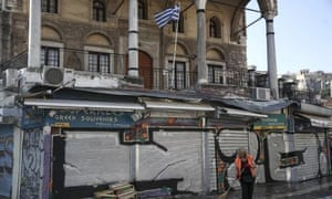 The day of reckoning looms for Greece and the euro.