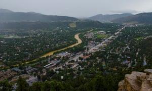 Colorado river pollution