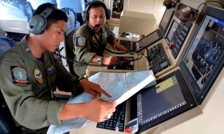 AirAsia QZ8501: search for missing flight resumes at first light - rolling report...