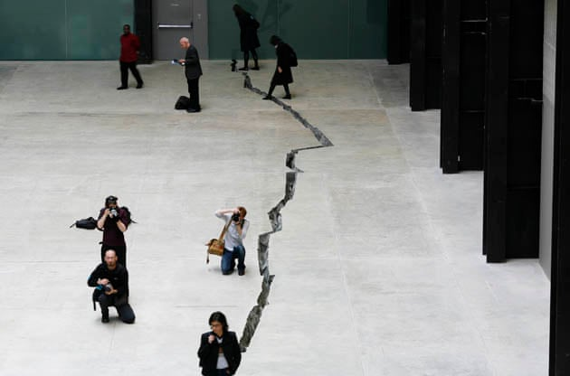 Tate Modern turbine hall Shibboleth