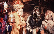 blasphemy in monty python s life of Monty python's comedy about an ordinary man being mistaken for the messiah makes us look on the bright side of life – and gives us a fairly accurate portrayal of.