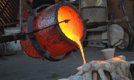 Все о литье металлов в домашних условиях