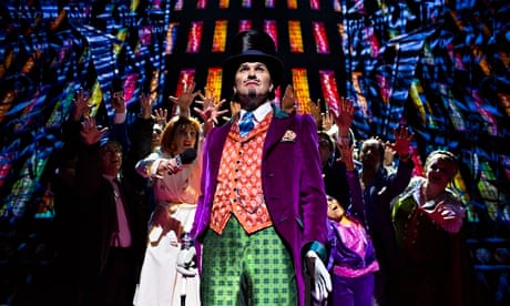 Douglas Hodge in Charlie and the Chocolate Factory.