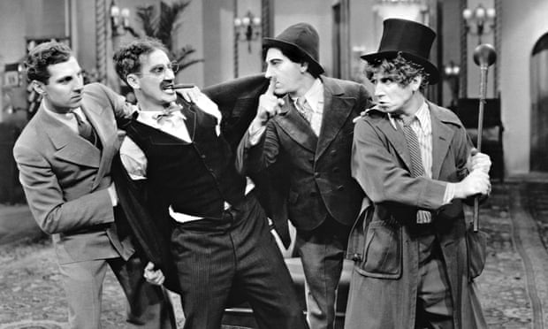 an analysis of duck soup a 1933 marx brothers movie Main blog the marx brothers' biggest flop: duck soup highest-grossing film of 1933 article on the marx brothers movie duck soup.