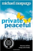 private peaceful by michael morpurgo book review