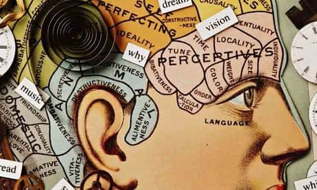 'A great many factors conspire to shape our decisions' … a phrenological diagram.