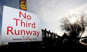 Sipson third runway at Heathrow