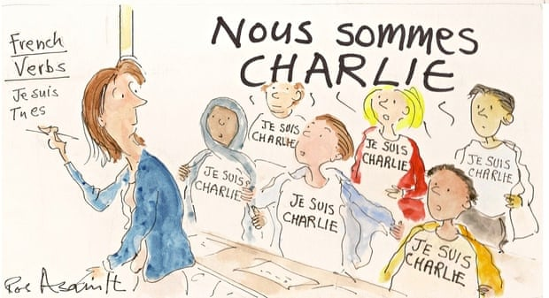 Ros Asquith, Lines: Paris atrocity