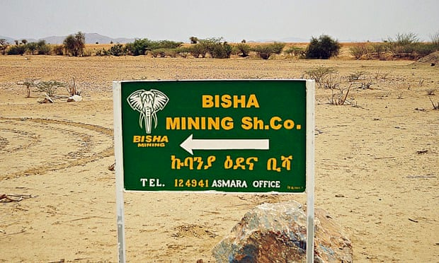 Four more international mines are set to open in Eritrea over the next two years, with 17 foreign companies exploring potential sites.