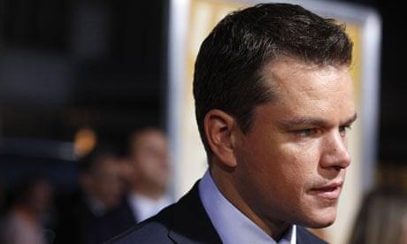 Matt Damon Informant Matt Damon Arrives at Premiere