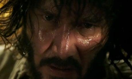 Keanu Reeves in the 47 Ronin trailer: swords, dragons, furrowed brows