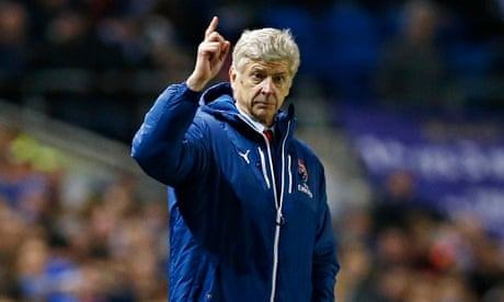 Arsene Wenger remains wary despite Arsenal\'s FA Cup victory at Brighton...