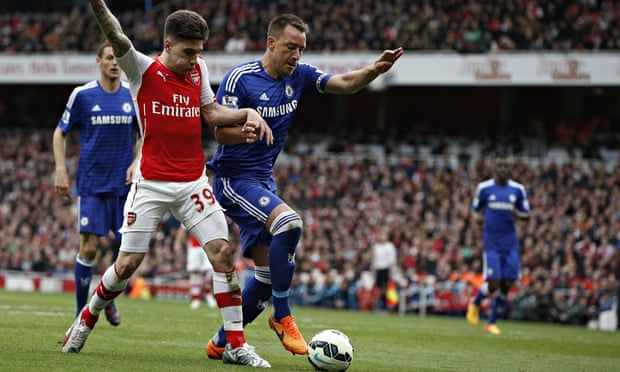 Arsenal vs Chelsea analysis