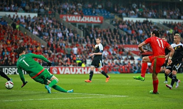 Video: Wales vs Bỉ