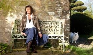 -Drug campagna contessa Amanda Fielding nella sua casa di Beckley, Oxfordshire, la settimana scorsa.