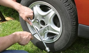 Will changing a tyre soon be a thing of the past?