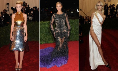 Met Gala 2012: the top 10 dresses - in pictures | Fashion | The ...