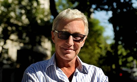 Paul O'Grady has let fly at Alan Titchmarsh over what he says is the ...
