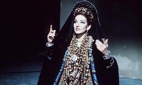 Maria Callas On Stage Maria callas in medea