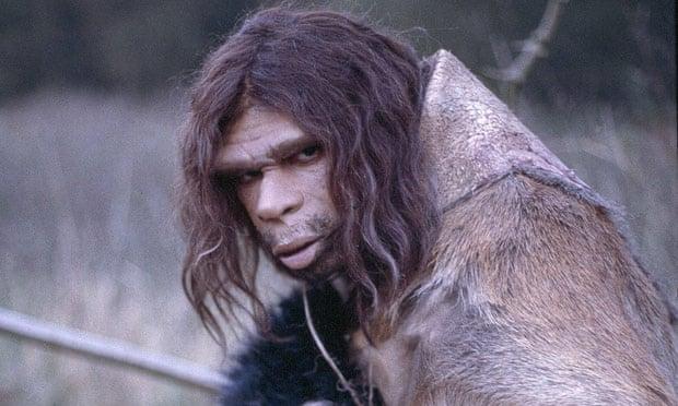Why Did the Neanderthals Die Out?... Neanderthal-man-011