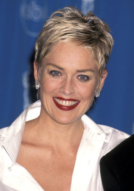 sharon stone hairstyles 2014 Quotes